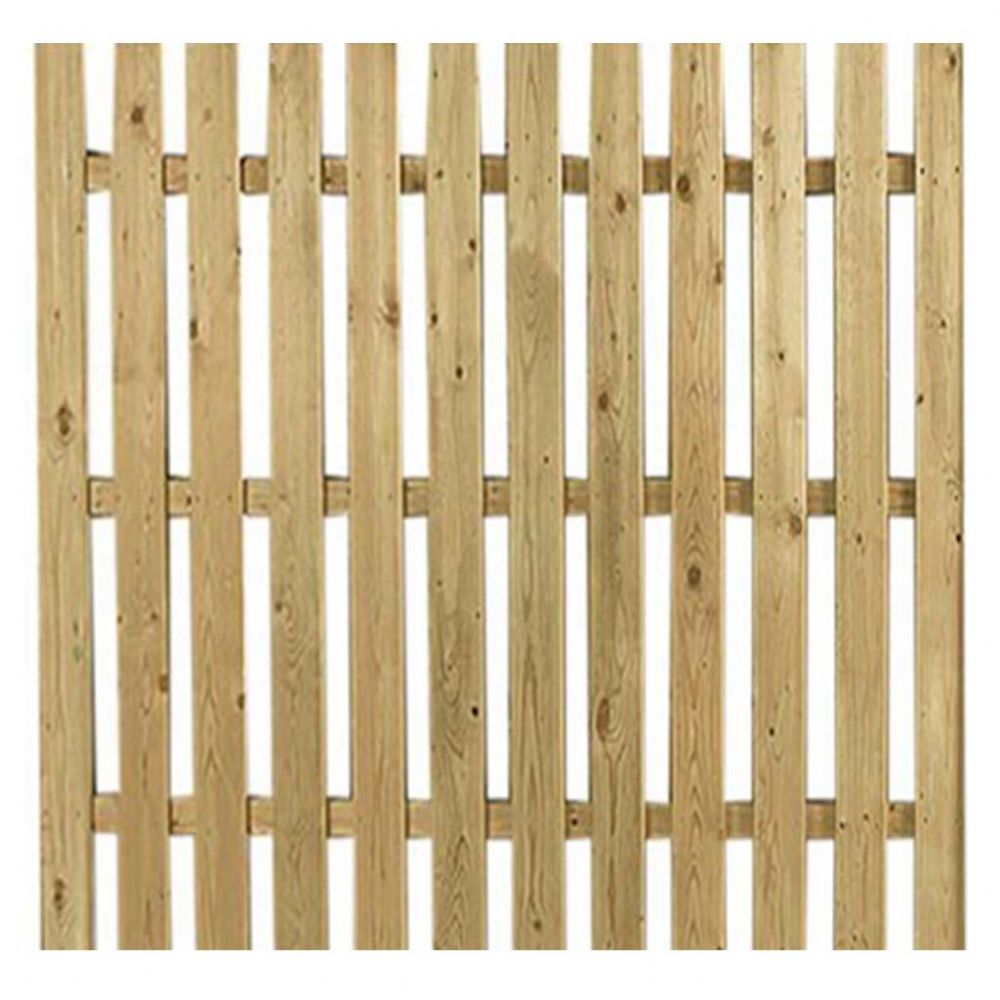 Palisade Fencing Panel | Paling Fence